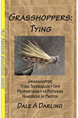 GRASSHOPPERS: TYING (Solution Book) Kindle Edition