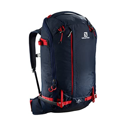Salomon Bag QST 30 - Mochila, Unisex Adultos, Azul - (Night Sky/
