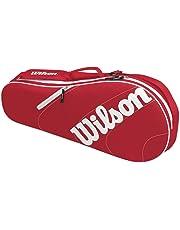 WILSON Schlägertasche Advantage II Triple Racket Bag Tasche 71 x 22.5 x 29 cm (Verschiedene Optionen)