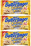 Nestle, Butterfinger Baking Bits, 10-ounce Bag (Pack of 3)