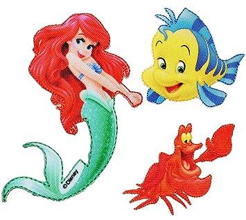 3 tlg Set Bgelbilder   Disney  Arielle die Meerjungfrau
