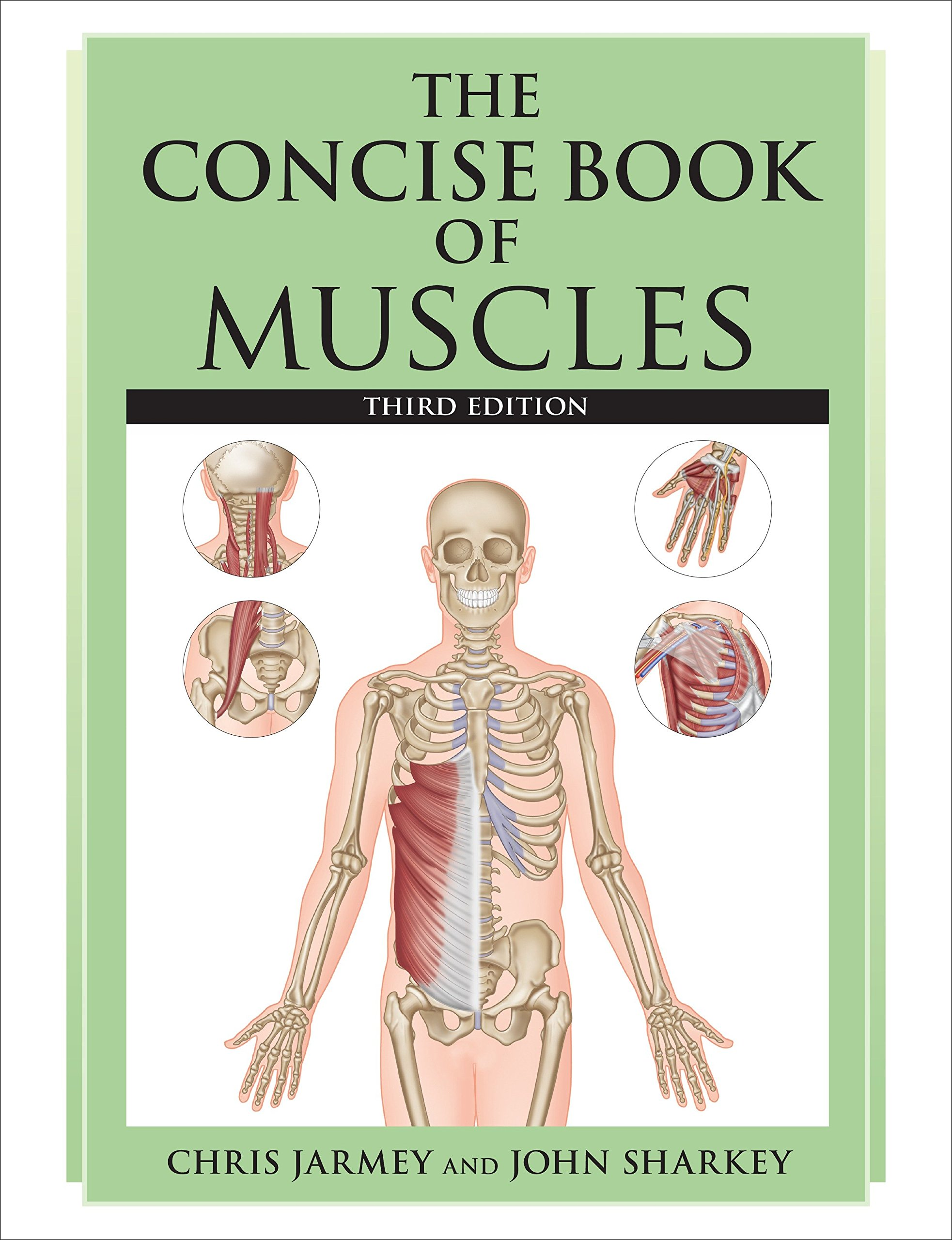 The Concise Book of Muscles, Third Edition: Chris Jarmey, John ...