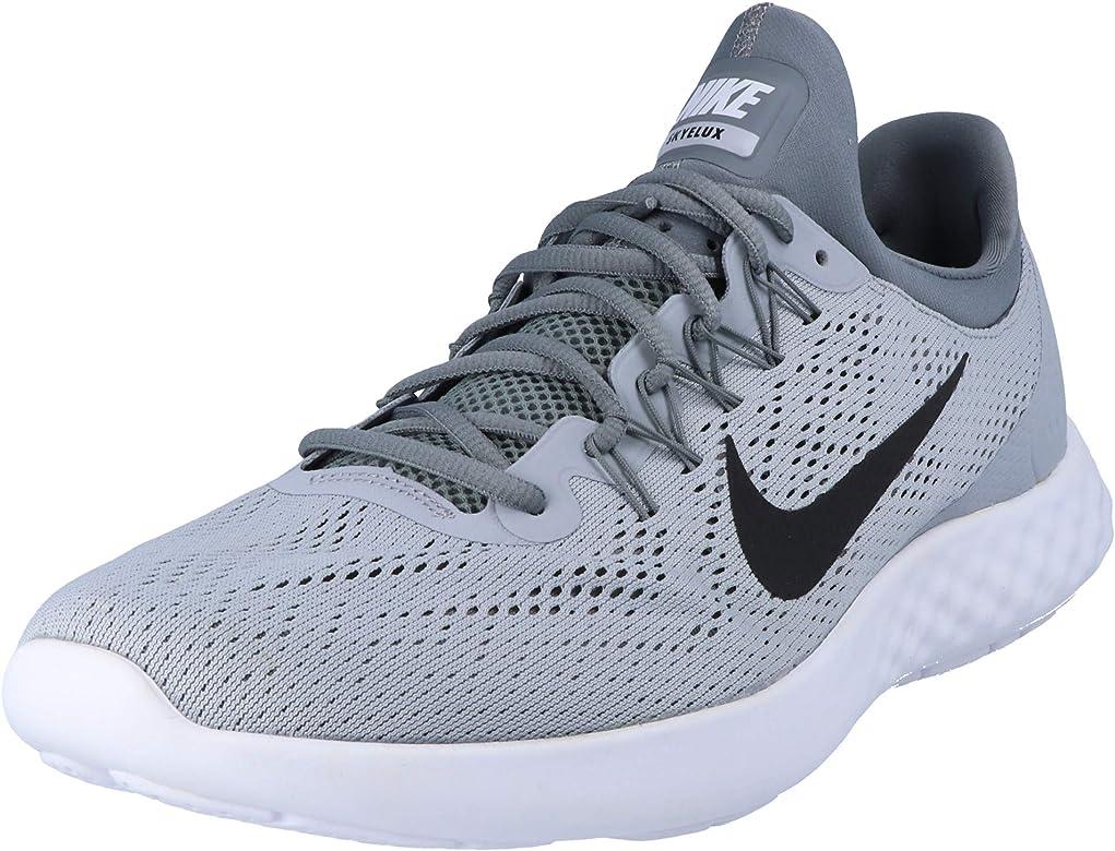 Nike 855808-002, Zapatillas de Trail Running para Hombre, Gris / (Wolf Grey/Black/Cool Grey/White), 38.5 EU: Amazon.es: Zapatos y complementos