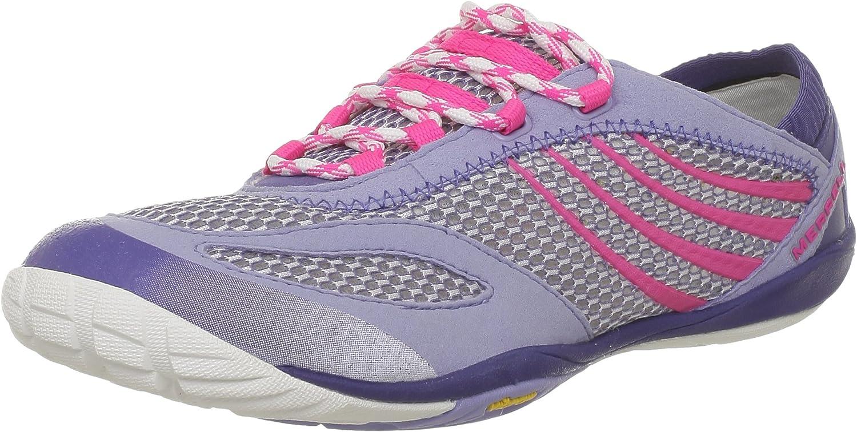 Merrell PACE GLOVE Zapatillas de correr para Mujer, Morado ...