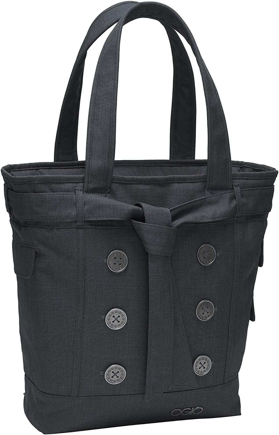 OGIO 414006_747 Storm Gray Melrose Tote, 1 Pack