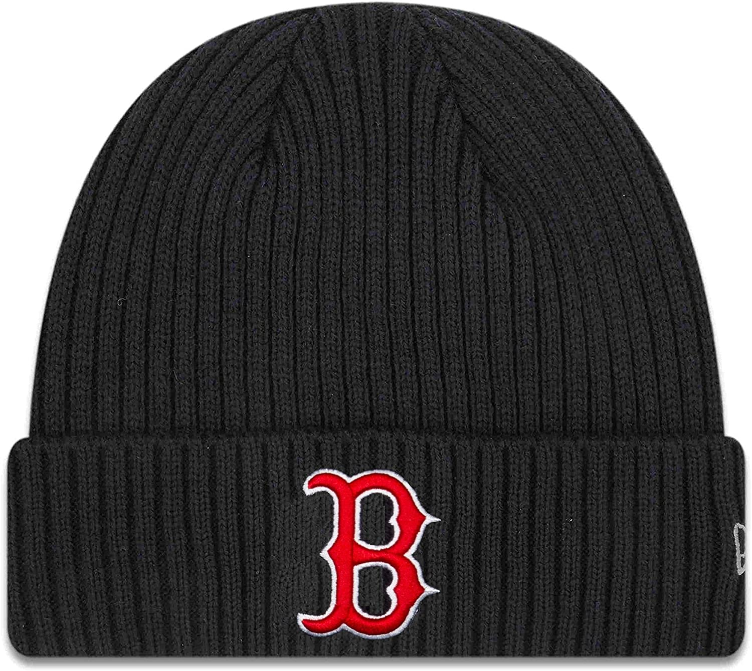 One Size New Era MLB Genuine Merchandise Unisex Team Color Cuffed Knit Beanie Cap Hat One Size Fits Most