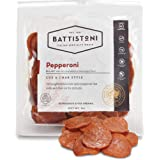 Battistoni Cup & Char Spicy Pepperoni, Single 5oz Pouch