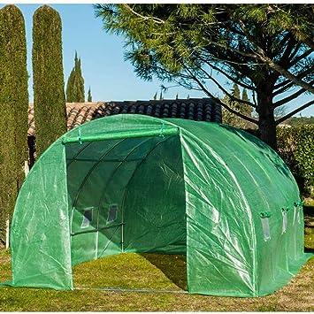 Werkapro Serre de Jardin, Vert: Amazon.fr: Jardin