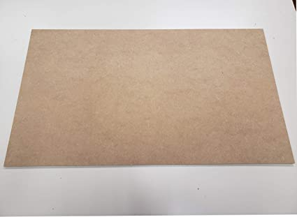 Wooden 3mm thick Blank Plaque for Crafts 20cm x 10cm laser cut mdf 200x100mm