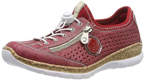 Rieker Damen N4296 35 Sneaker