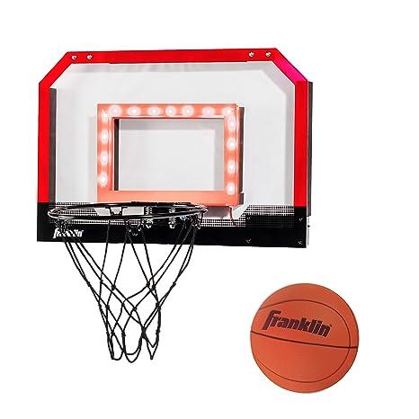 Franklin Sports Light Up Pro Hoops