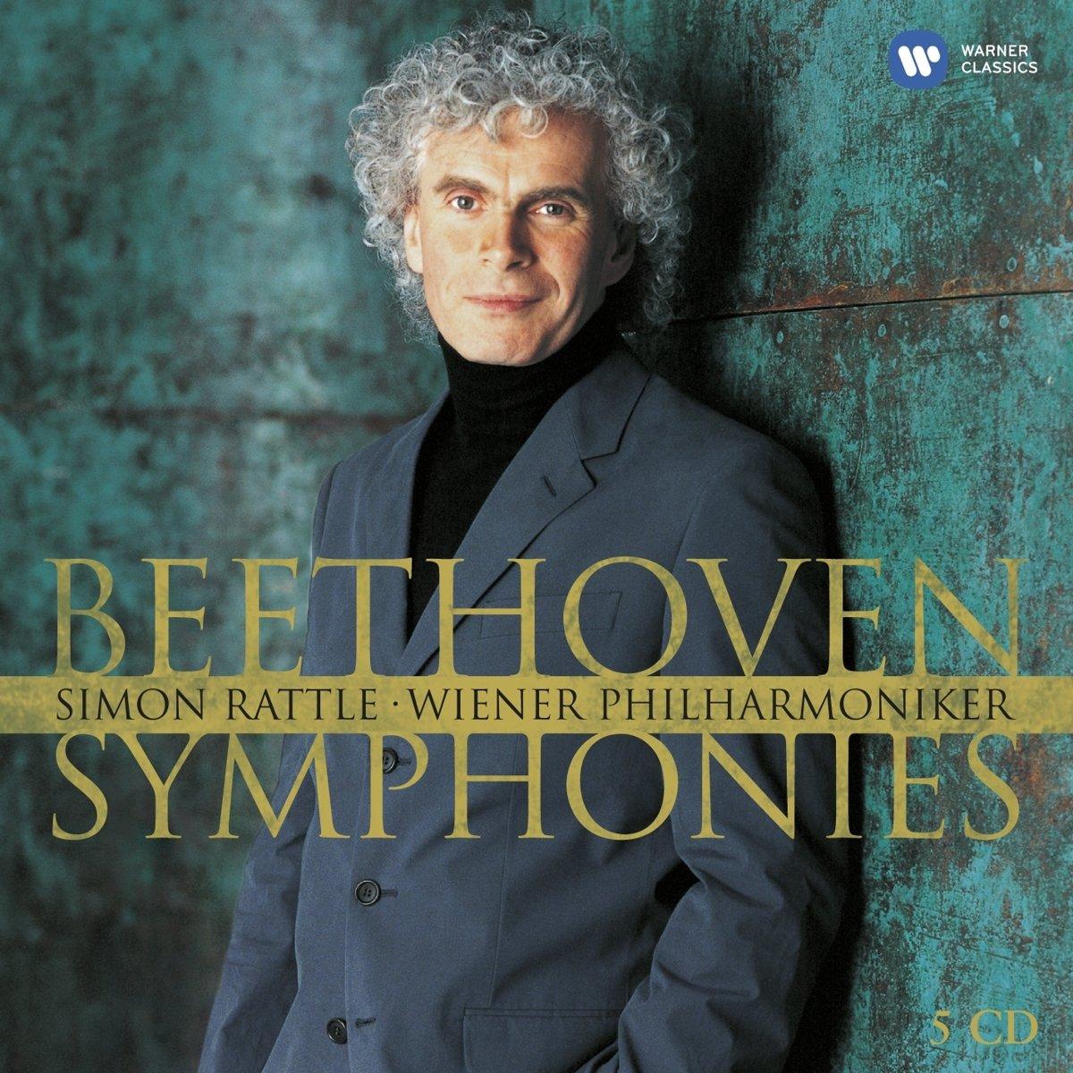 Decepción grabaciones sinfonias beethoven por Rattle 81-TDTVngiL._SL1200_