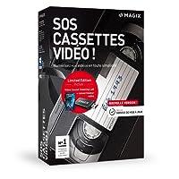 SOS Cassettes vidéo! - version 9 - Numérisez vos cassettes vidéo en toute simplicité
