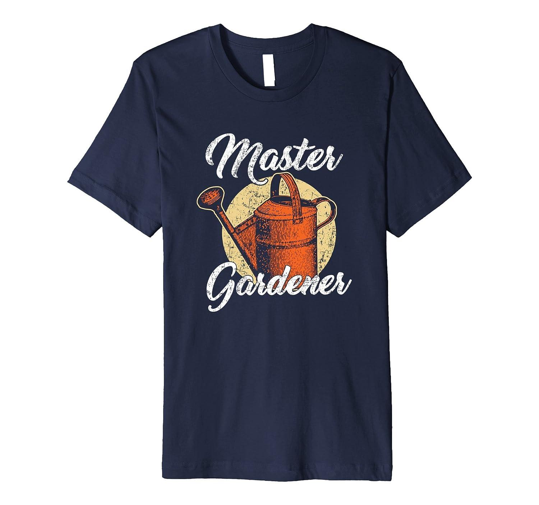 Master Gardener T shirt-PL