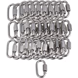 CNBTR M3.5 Quick Link Chain Fastener Stainless Steel 304 with Screw Pack of 50