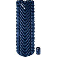 KLYMIT STATIC V Sleeping Pad, Lightweight, Outdoor Sleep Comfort, Best Camping Gear for Backpacking and Hiking…
