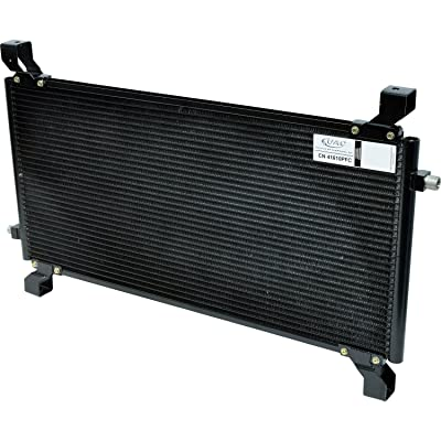 Universal Air Conditioner CN 41610PFC A/C Condenser: Automotive