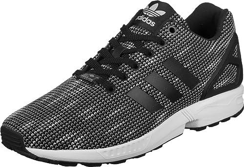 new style b9f79 91d31 adidas ZX Flux, Scarpe da Fitness Uomo, Nero (Negbas Ftwbla),
