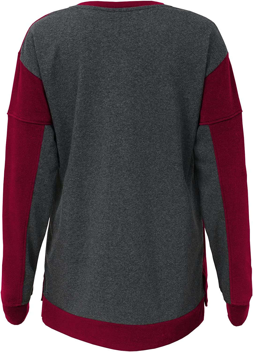Outerstuff NFL Girls in The Mix Long Sleeve Crew Neck Top