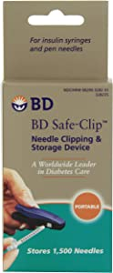 BD Needle Clipping Device Safe Clip (Pack of 12)