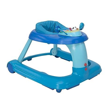 Chicco 123 - Centro de actividades, color azul: Amazon.es: Bebé