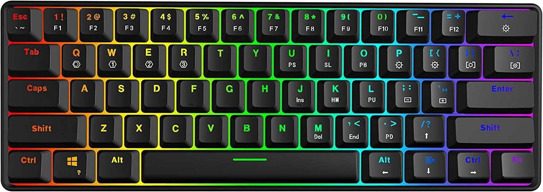 Skyloong GK61 60% RGB