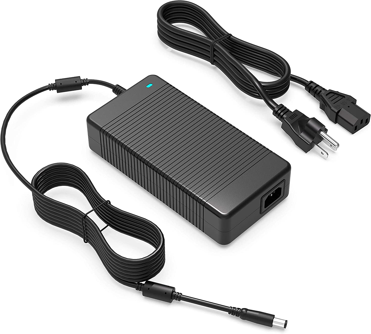 240W 180W AC Adapter Fit for Dell Business Thunderbolt Dock TB16 TB15 TB18DC K16A,PerFit Formance Dock WD19DC K20A,E-Port Replicator Charger Power Supply Cord