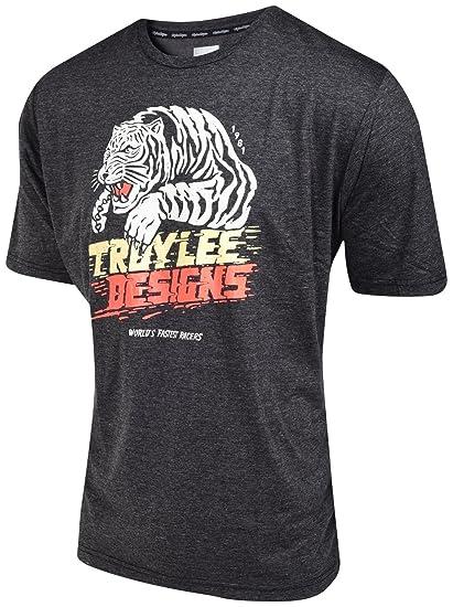 Troy Lee Designs Mens Let Loose Short-Sleeve Shirt