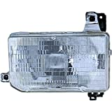 Dorman 1590602 Driver Side Headlight Assembly For Select Nissan Models