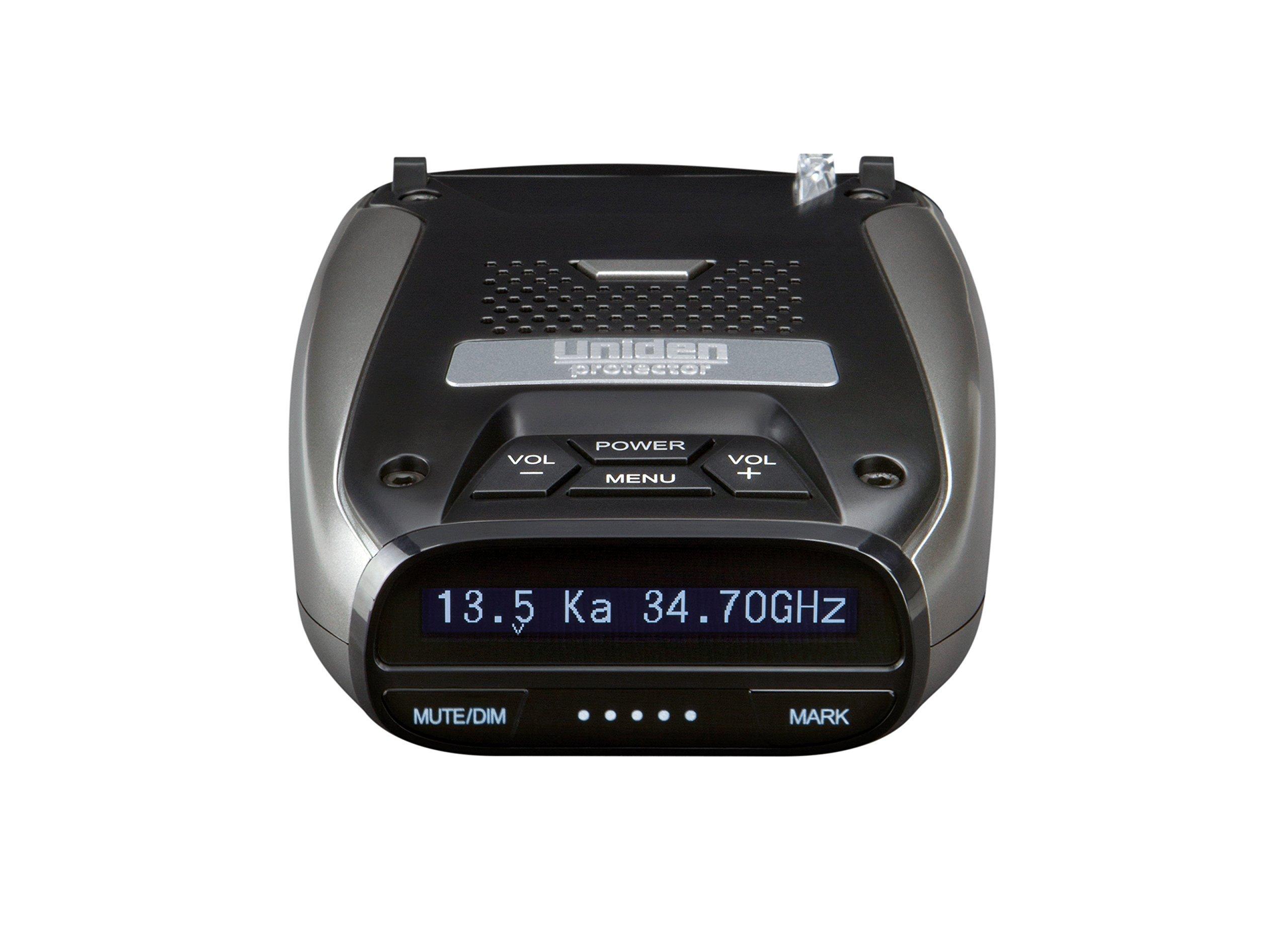 Uniden LRD950 Laser Radar Detector with GPS and Red Light Traffic Camera Alert (Certified Refurbished)