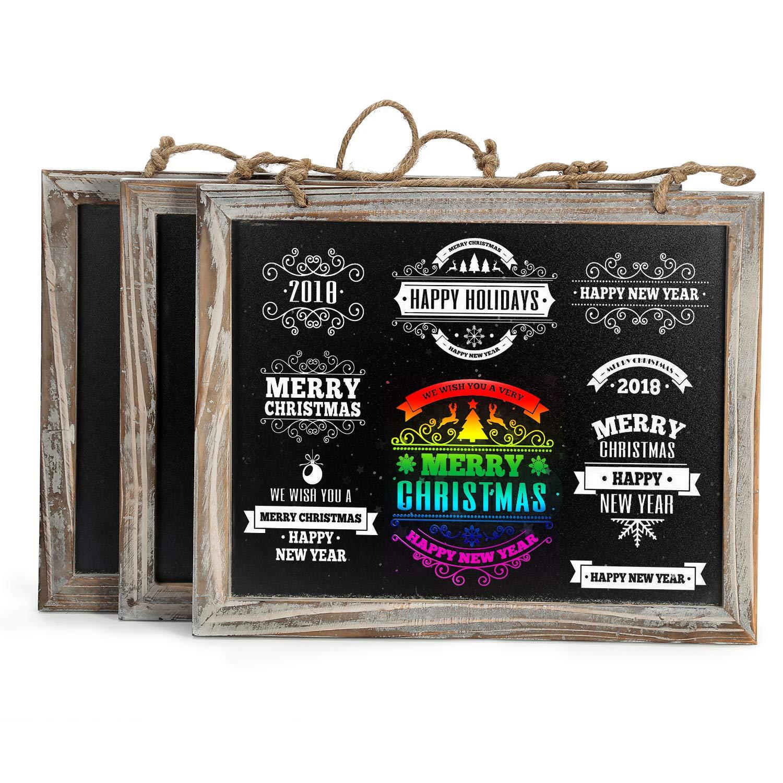 Cade Vintage Framed Kitchen Chalkboard