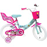 Toimsa 682 Frozen, Bicicleta 14 Pulgadas: Amazon.es: Juguetes y juegos
