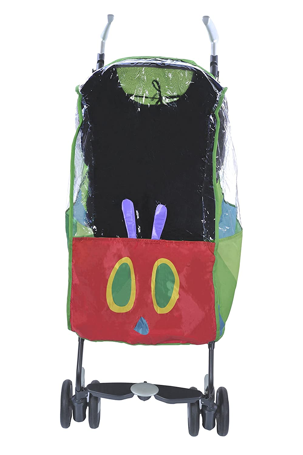 Eric Carle Very Hungry Caterpillar Rain Cover with Tote