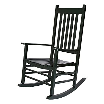 Wondrous Shine Company 4332Dg Vermont Rocking Chair Dark Green Short Links Chair Design For Home Short Linksinfo