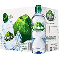 Volvic Natural Mineral Water, 750ml (Pack of 12)
