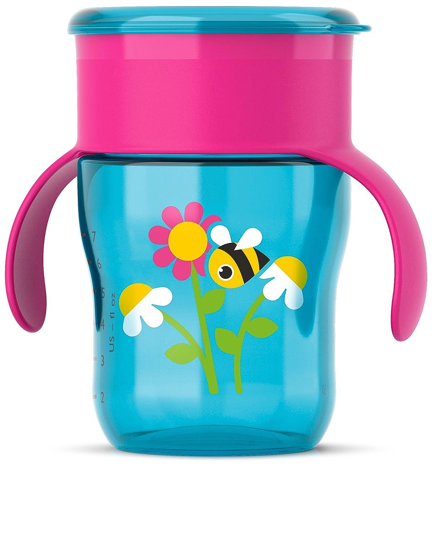 Philips AVENT - Vaso con boquilla (SCF782/17), 260 ml