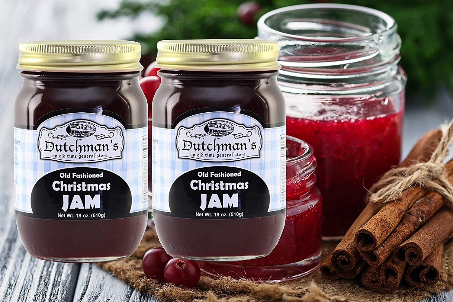Christmas Jam.Dutchman S Old Fashioned Christmas Jam Perfect For Christmas Stockings Delicious Blend Of