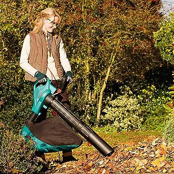 Bosch - Aspirador de jardín ALS 25 (2500 W, en cartón): Amazon.es: Bricolaje y herramientas