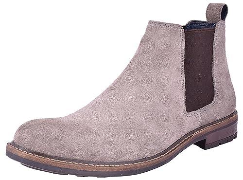 b42637a1886 Saddle & Barnes Men's Leather Boots