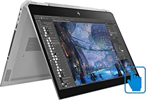 HP ZBook Studio x360 G5 Mobile Workstation Laptop (Intel Xeon E-2176M, 16GB RAM, 1TB Sata SSD, 15.6