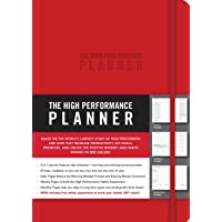 High Performance Planner Red