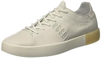 Bikkembergs Cosmos 2100, Baskets Homme, Blanc (White 800), 42 EU