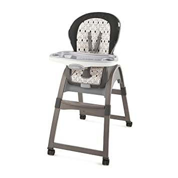 Incredible Ingenuity 3 In 1 Wood High Chair Ellison High Chair Toddler Chair And Booster Gmtry Best Dining Table And Chair Ideas Images Gmtryco