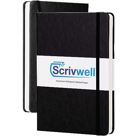 Amazon.com: Cuaderno de notas con cuadrícula de puntos ...