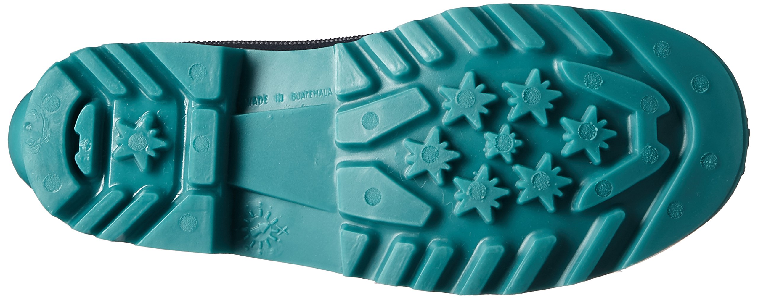 STORMTRACKS 11768.03 Youths' Boot, Size 03, Blue/Green by STORMTRACKS (Image #3)