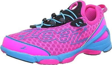 Zoot Ultra TT 6.0 2631051.1.1.075 - Zapatillas de triatlón para Mujer, Color Rosa, Talla 38.5: Amazon.es: Zapatos y complementos