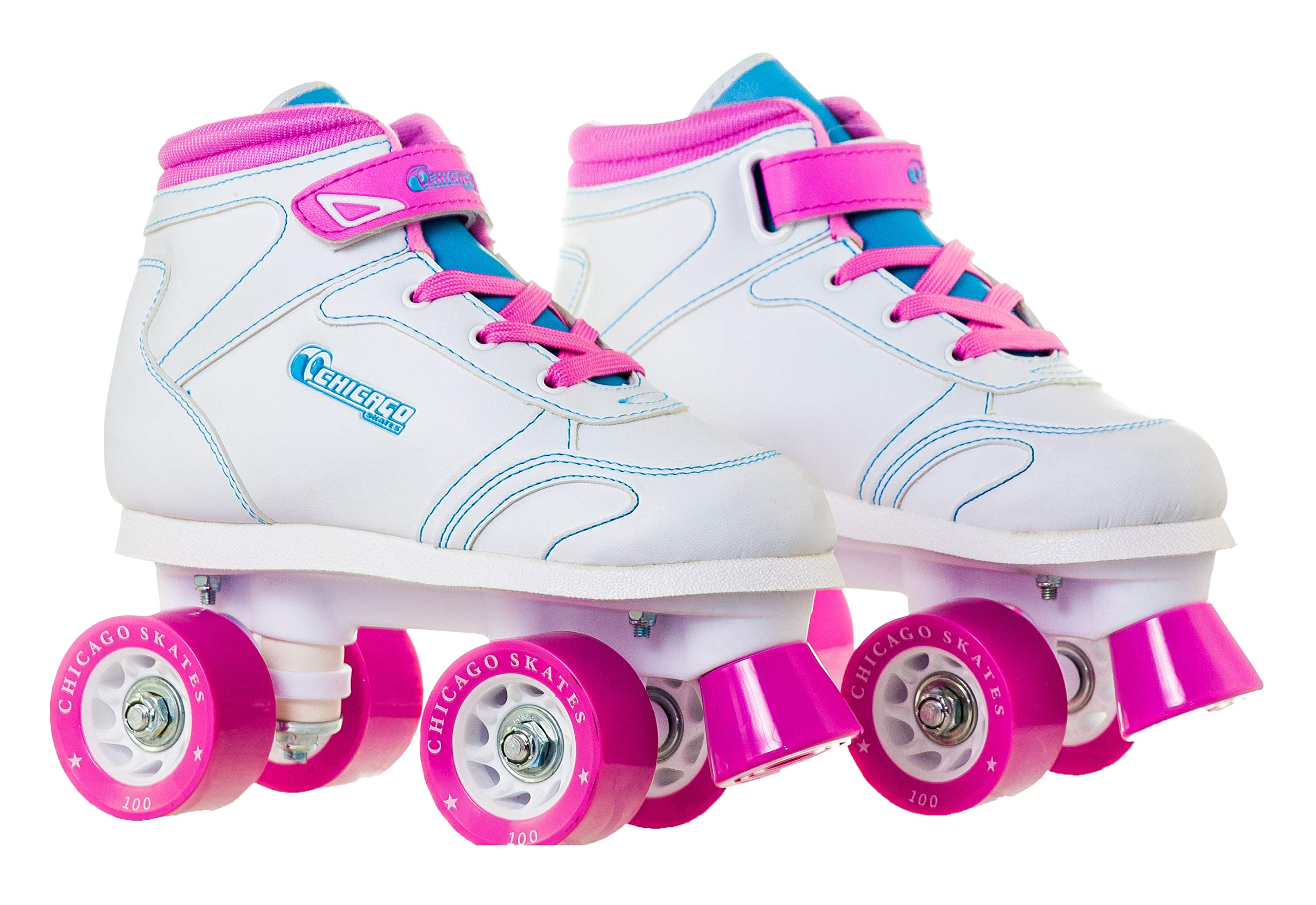 Chicago Girls Sidewalk Roller Skate