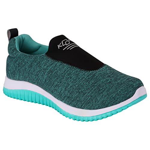 a1179589e Kooper Women s Ellie14 Casual Running and Walking Slip on Shoes  Amazon.in   Shoes   Handbags