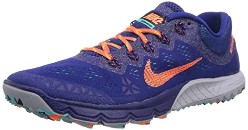 def7bbd48a84 Nike Men s Air Zoom Terra Kiger 2 Running Shoes  Amazon.co.uk  Shoes   Bags