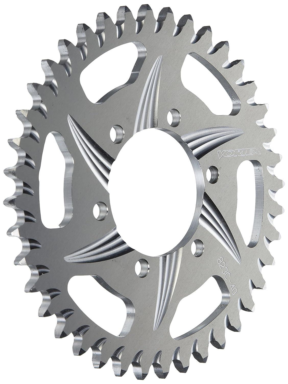 Vortex 823C-40 Silver 40-Tooth Rear Sprocket